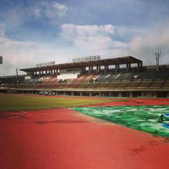 静岡県草薙総合運動場陸上競技場