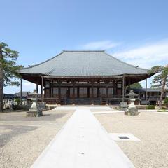 寺社密集地帯