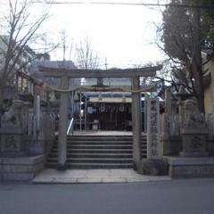 河堀稲生神社