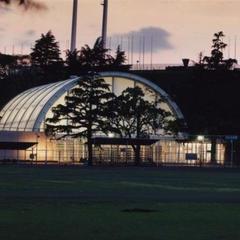 神宮バッティングドーム