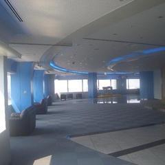 泉大津パーキングエリア(展望室11階)