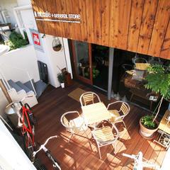 mt.cafe + general store. [ montom works.]