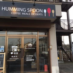 THE HUMMING SPOON