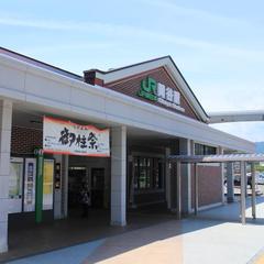 岡谷駅前レンタサイクル