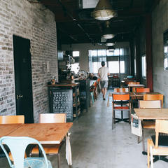 BROOKLYN SHOKUDO / ブルックリン食堂