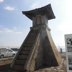 旧波門崎燈籠堂