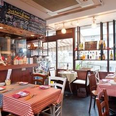 屋根裏のパリ食堂 中目黒 バル