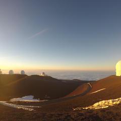 Mauna Kea(マウナ・ケア山)