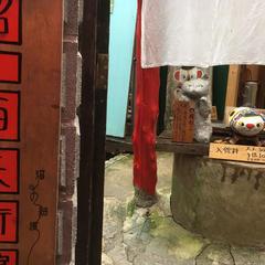 招き猫美術館in尾道