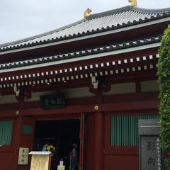 浅草寺(影向堂)