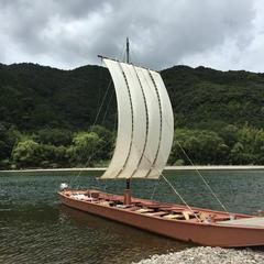 四万十川観光遊覧船 舟母浪漫・松廣屋