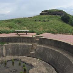 砲台跡(風車展望所)