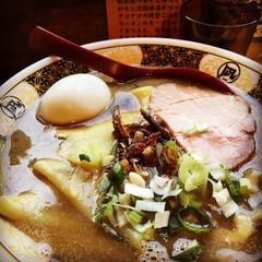 ラーメン凪 新宿煮干 新宿ゴールデン街店