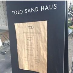 TOLO SAND HOUS(トロサンドハウス)