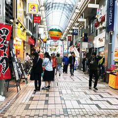 武蔵小山商店街palm