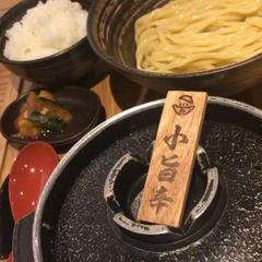 元祖めんたい煮込みつけ麺