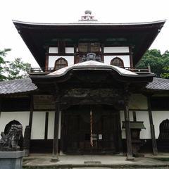 百体観音堂(小平成身院)