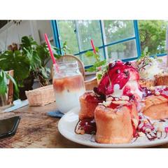 アラモアナサンセットカフェ