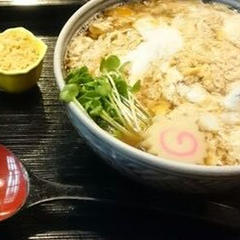 四谷大木戸 藪蕎麦