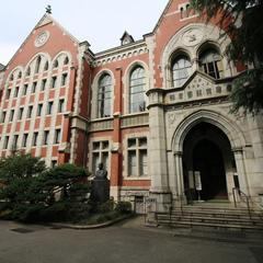 慶應義塾図書館 旧館