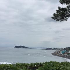稲村ケ崎海浜公園