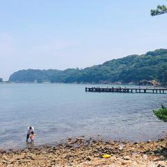 友ヶ島 池尻浜