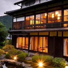 京都大原の料理旅館 芹生(せりょう)