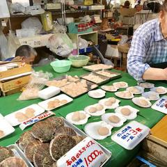古川市場 のっけ丼 青森魚菜センター