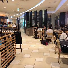 スターバックスコーヒー 羽田空港第1ターミナル マーケットプレイス3階店