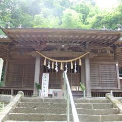 高尾山麓 氷川神社