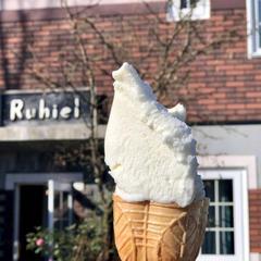 自家製イタリアンジェラートの店Ruhiel
