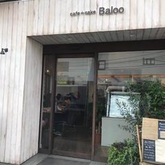 cafe+cake Baloo