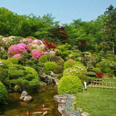 熊本県 玉名温泉 日本庭園の宿 尚玄山荘