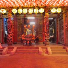 旗津天后宮(Chijin Tianhou Temple)