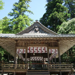 知井八幡神社