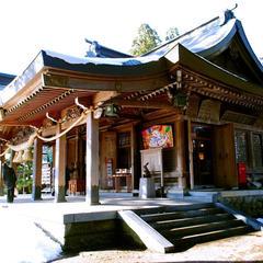 越中国一之宮 高瀬神社
