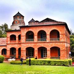 紅毛城(Fort San Domingo)