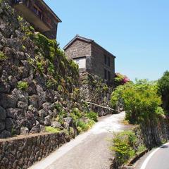 石垣の村 戸川地区