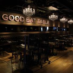 GOOD EAT TABLE & STANDARD BAR