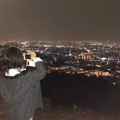 五月山展望台