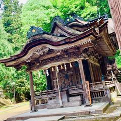 紙祖神岡太神社・大滝神社