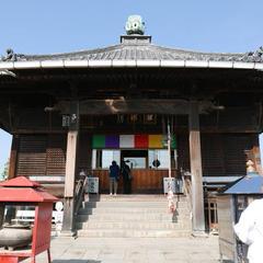 第77番札所 道隆寺