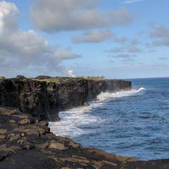 Hawaiʻi Volcanoes National Park(ハワイ火山国立公園)