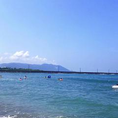 三国サンセットビーチ