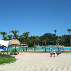 サンシャインプール(海の中道海浜公園)
