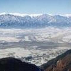 長峰山頂展望台