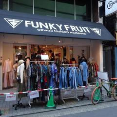 FUNKYFRUIT アメ村店