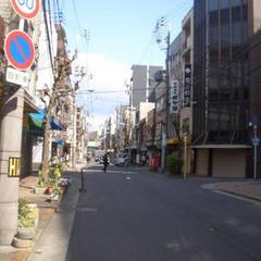 御蔵跡日本橋履物問屋街