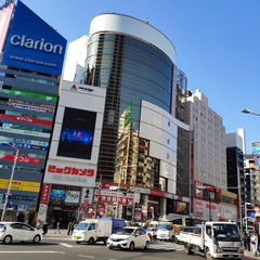渋谷TOEI