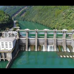 大内原ダム湖